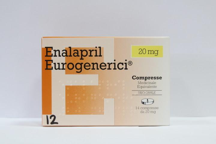 Image No: ENALAPRIL EG*14CPR DIV 20MG