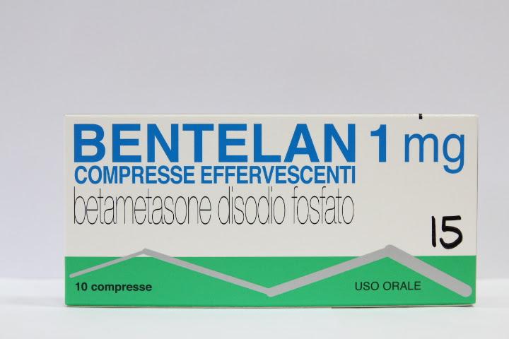 Image No: BENTELAN (desametasone)10 cpr 1 mg