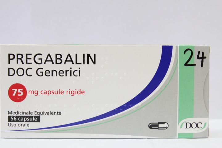 Image No: PREGABALIN DOC G*56CPS 75MG