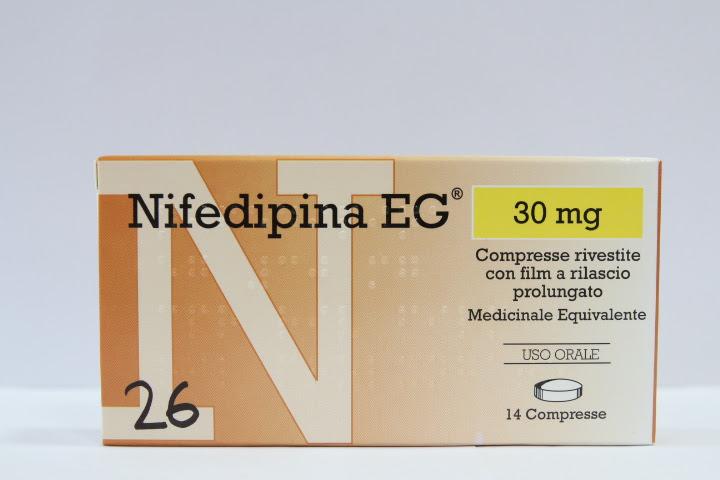 Image No: NIFEDIPINA EG*14CPR RIV30MG RP