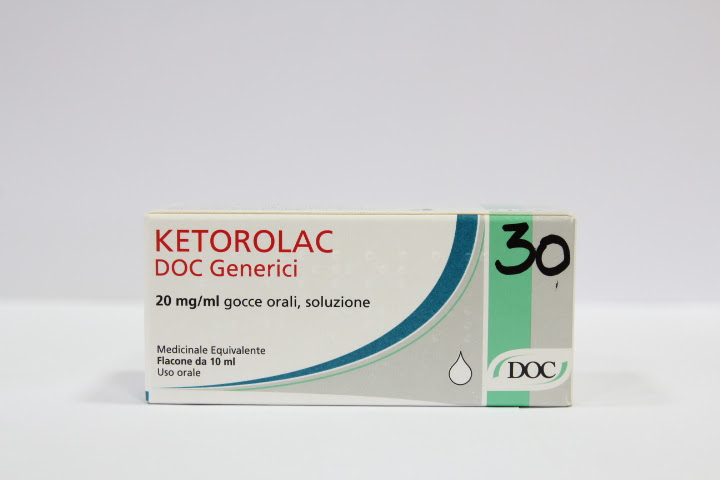 Image No: KETOROLAC DOC*OS GTT 10ML