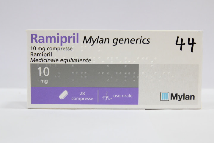 Image No: RAMIPRIL MG*28CPR 10MG