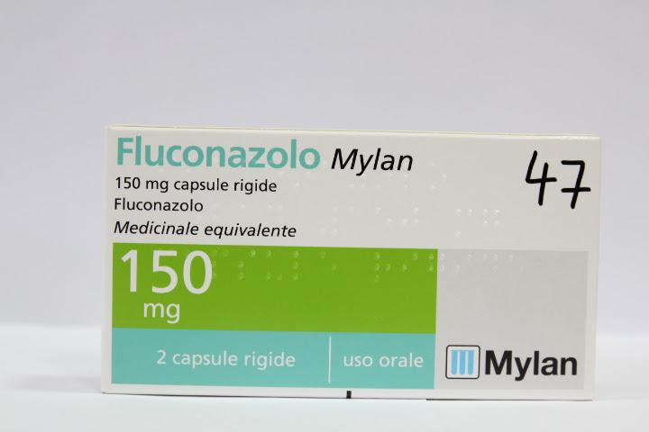 Image No: FLUCONAZOLO MYL*2CPS 150MG