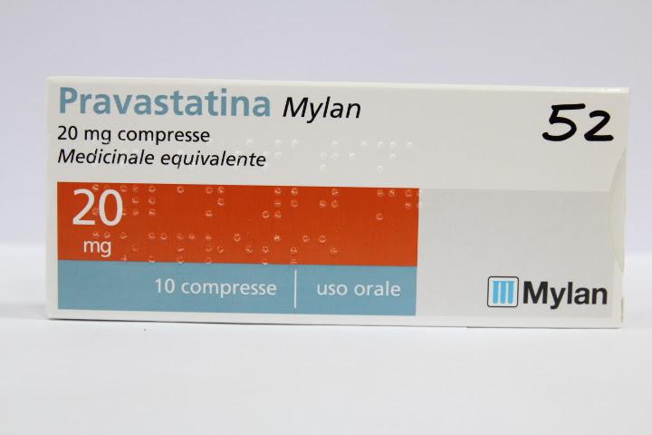 Image No: PRAVASTATINA MYLAN*10CPR 20MG