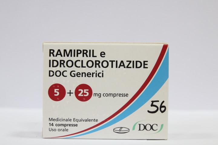 Image No: RAMIPRIL ID DOC*14CPR 5+25MG