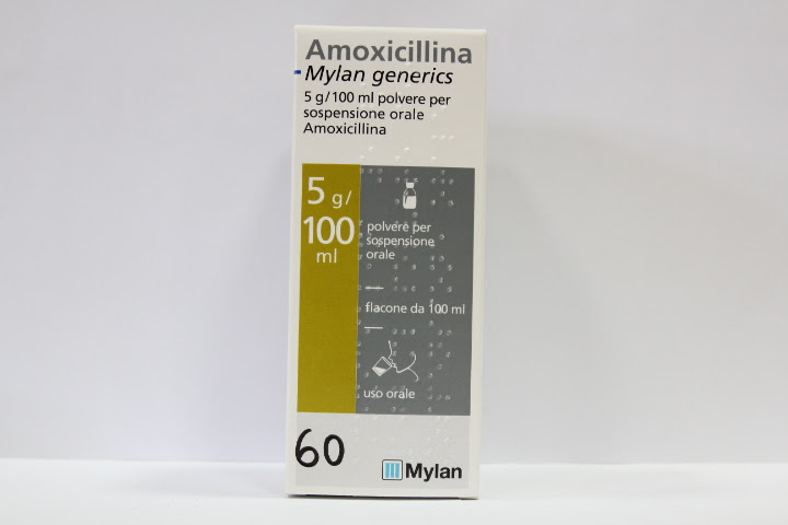 Image No: AMOXICILLINA MG*5%SOSP 100ML