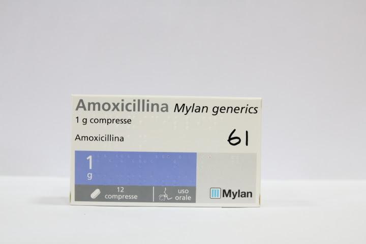 Image No: AMOXICILLINA MG*12CPR 1G