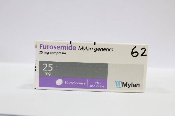 Image No: FUROSEMIDE MG*30CPR 25MG