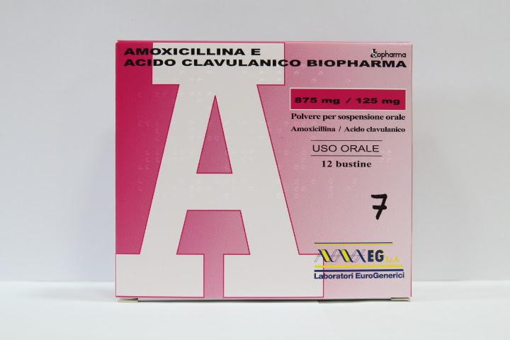 Image No: AMOXICILLINA AC CLA BIO*12CPR