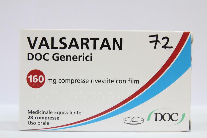 Image No: VALSARTAN DOC*28CPR RIV 160MG