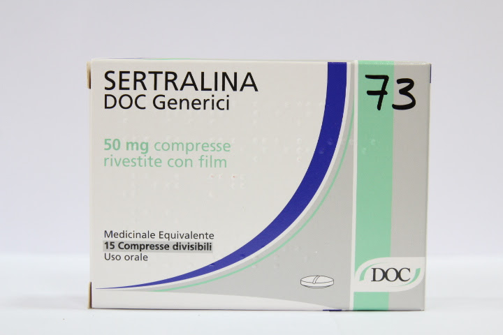 Image No: SERTRALINA DOC*15CPR RIV50MG