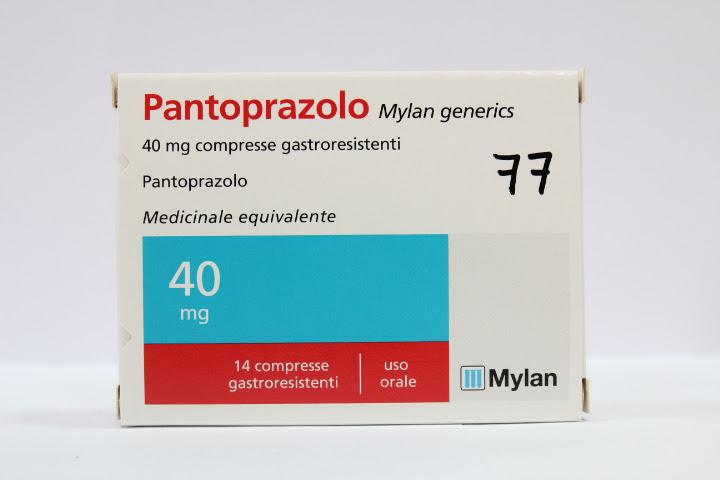 Image No: PANTOPRAZOLO MG*14CPR 40MG