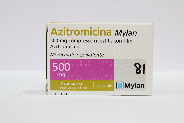 Image No: AZITROMICINA MY*3CPR RIV 500MG