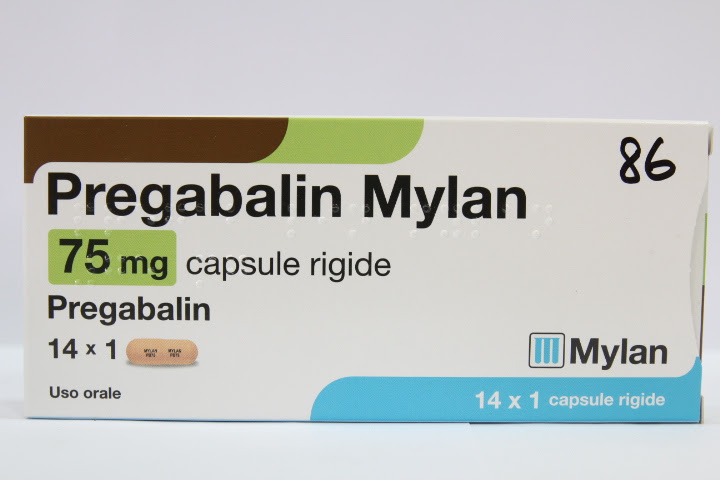 Image No: PREGABALIN MY*14CPS 75MG