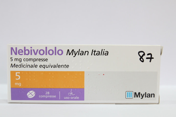 Image No: NEBIVOLOLO MYLAN IT*28CPR 5MG