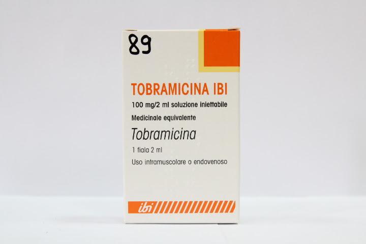 Image No: TOBRAMICINA 100 MG 1 FL