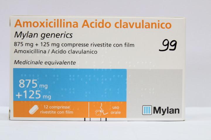 Image No: AMOXICILLINA AC CLA MY*12CPR